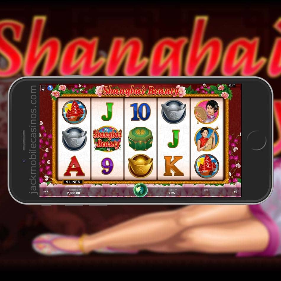 Shanghai Beauty No Download Slot