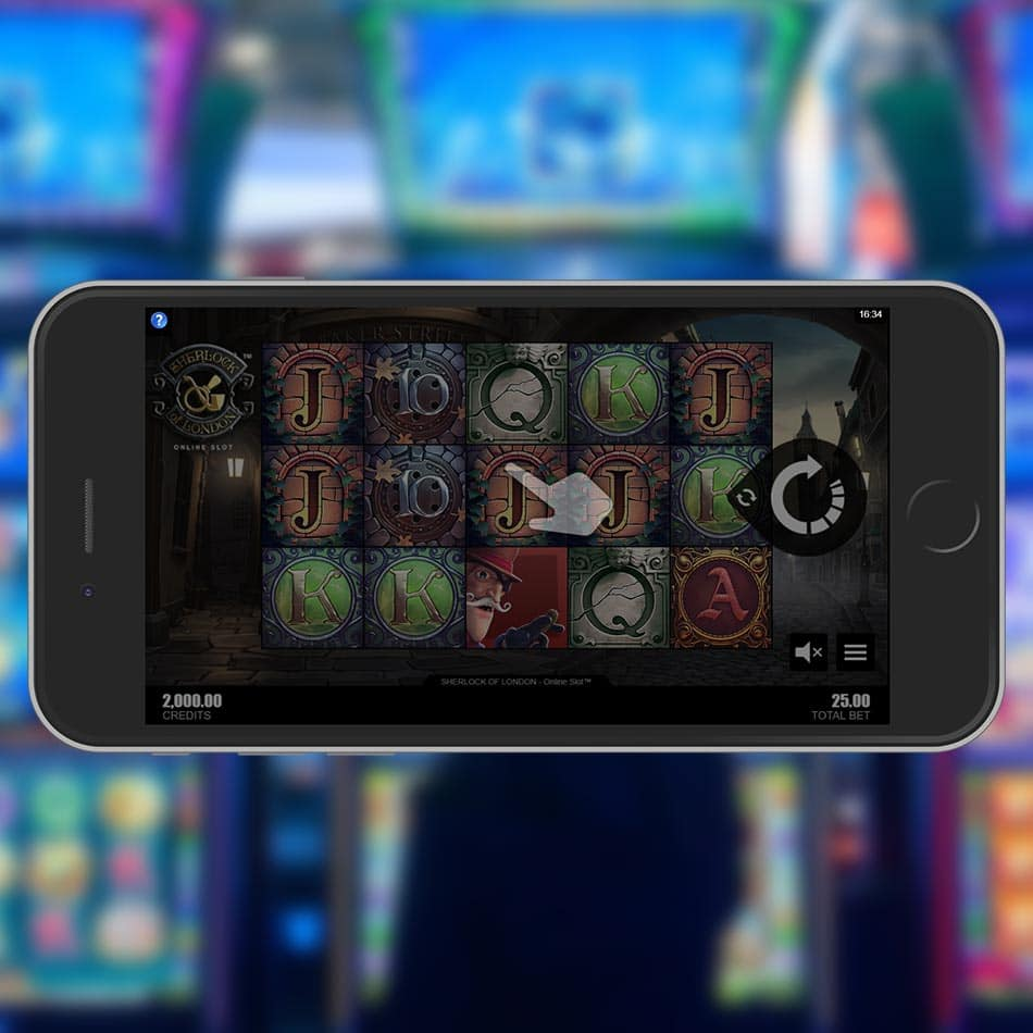 Sherlock of London™ Slot Machine Review