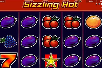 Sizzling Hot Novomatic Free Download