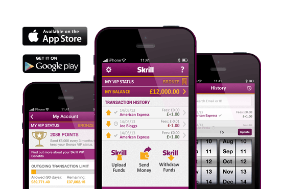 skrill mobile casinos