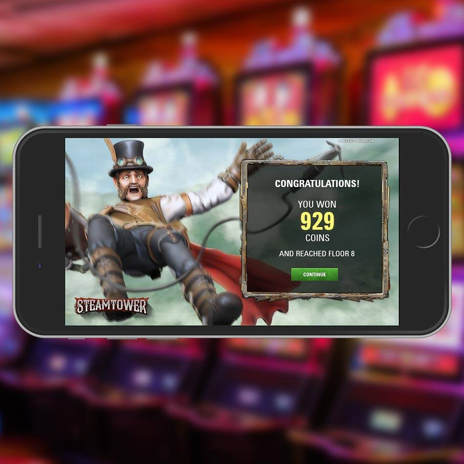 Steam Tower Slot Demo After Free Spins Win