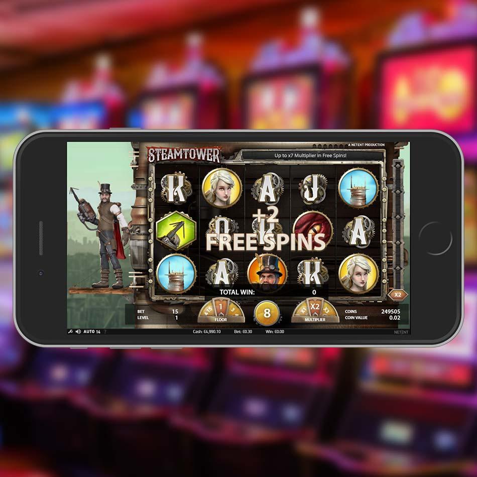 Steam Tower Slot Demo Plus Free Spins