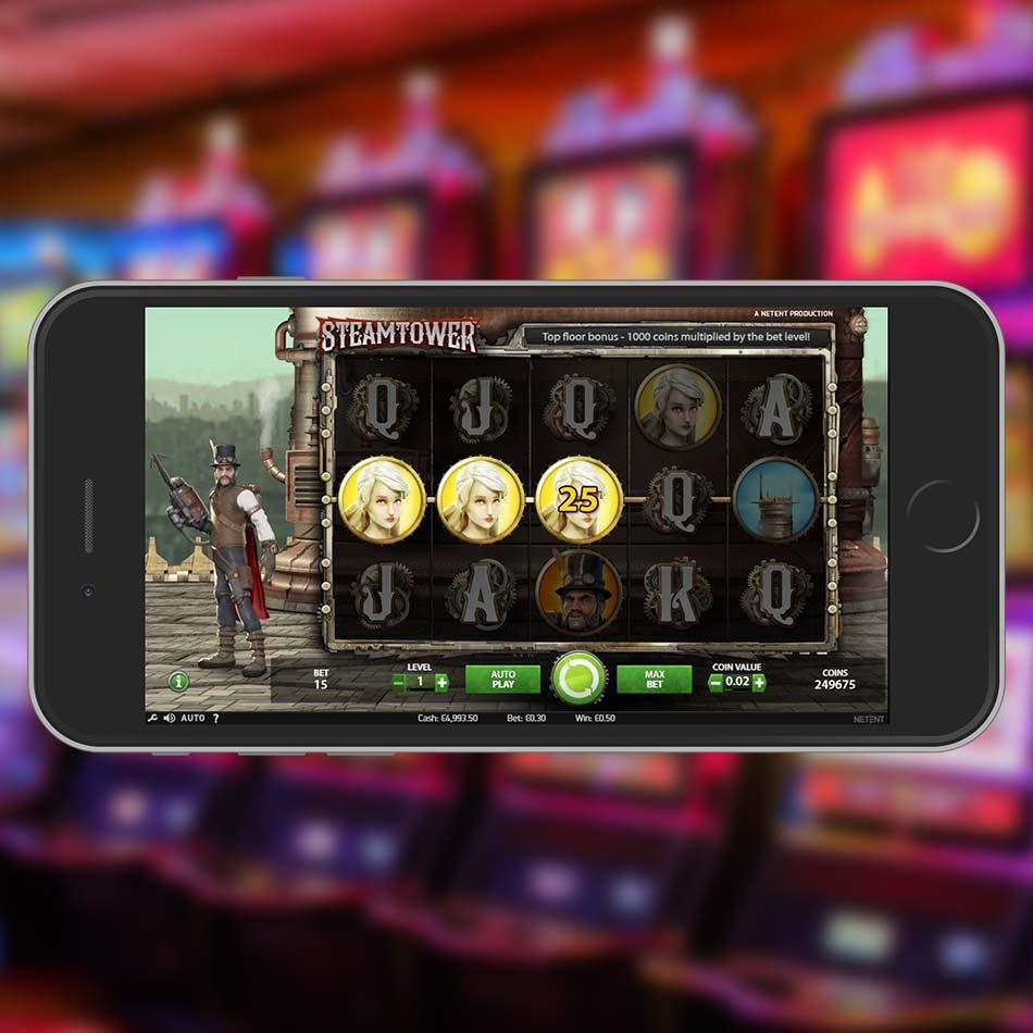 Steam Tower Slot Demo Win