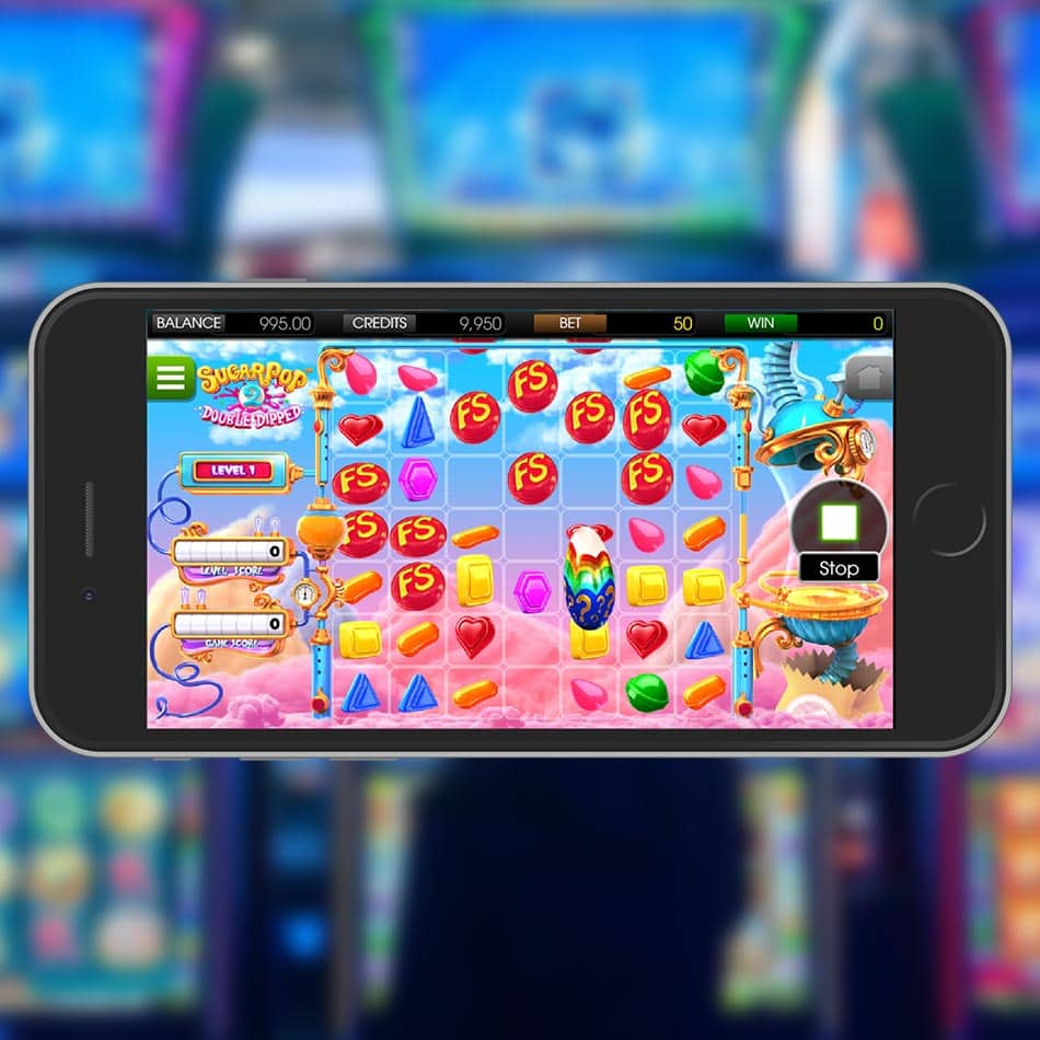 Sugar Pop 2: Double Dipped Slot Machine Free Play