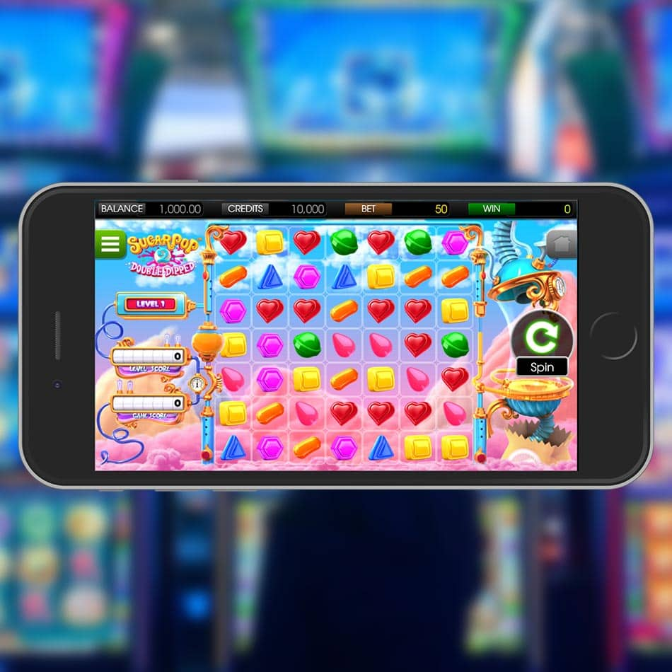 Sugar Pop 2: Double Dipped Slot Machine Review