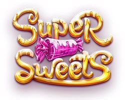 Super Sweets Slot by BetSoft Overview Logo