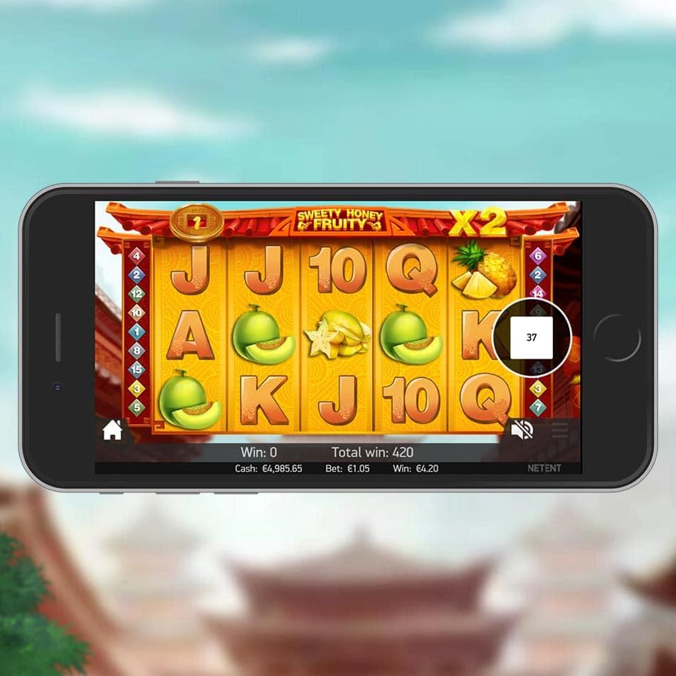 Spiele Sweety Honey Fruity - Video Slots Online