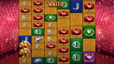 The Grand Galore Slot by ELK Studios Expanded Grid