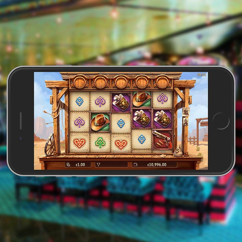 The One Armed Bandit Slot Machine Free Play