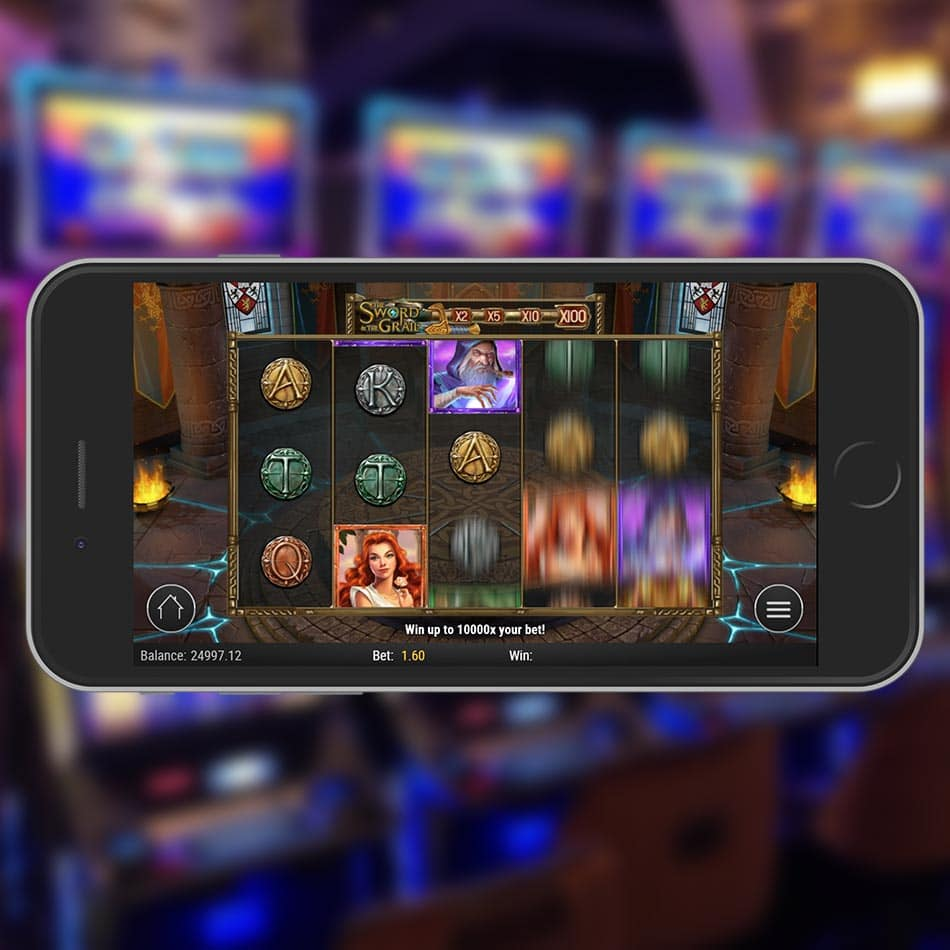 The Sword and the Grail Slot Machine Free Play
