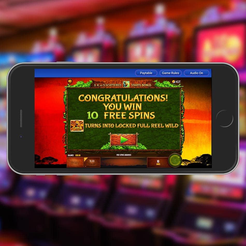 The Wild Life Slot Machine Free Spins
