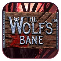 The Wolf's Bane Slot by NetEnt Overview Logo