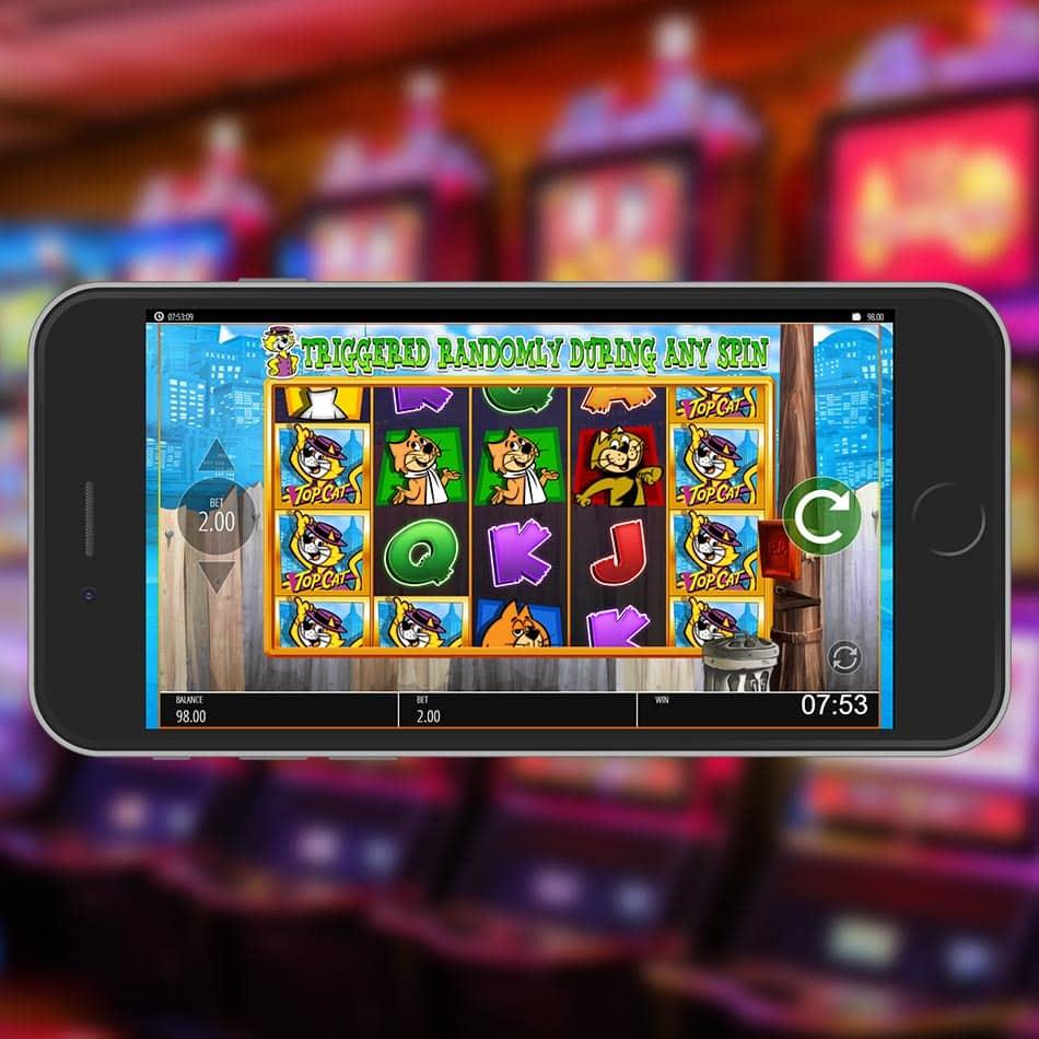 Top Cat Slot Machine Free Play