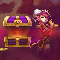 Treasure Skyland Slot Machine Main Character
