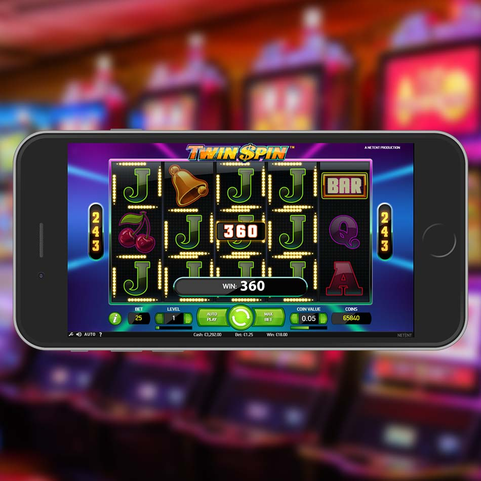 Spin And Win Slot Machine