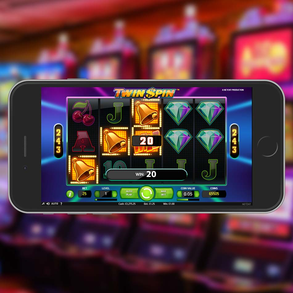 Twin Spin Slot for Free | 👯Twin Reel Feature