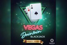 Multihand Vegas Downtown Blackjack (by Switch Studios)