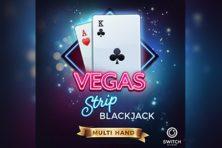 Multihand Vegas Strip Blackjack (by Switch Studios)