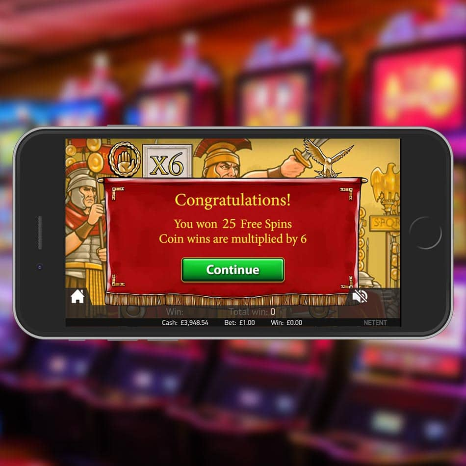 Victorious MAX Slot Machine Free Spins Multiplier