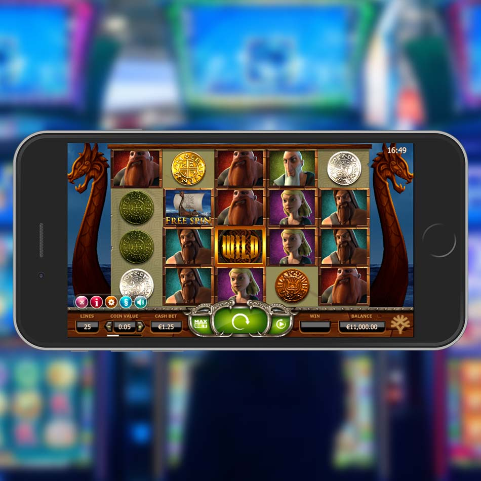 Vikings Go Wild Slot Demo Home Page