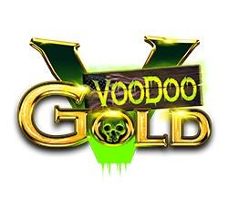 Voodoo Gold Slot by ELK Studios Overview Logo
