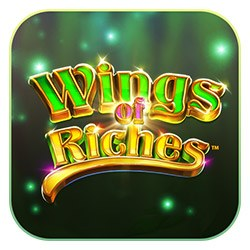 Wings of Riches Slot by NetEnt Overview Logo
