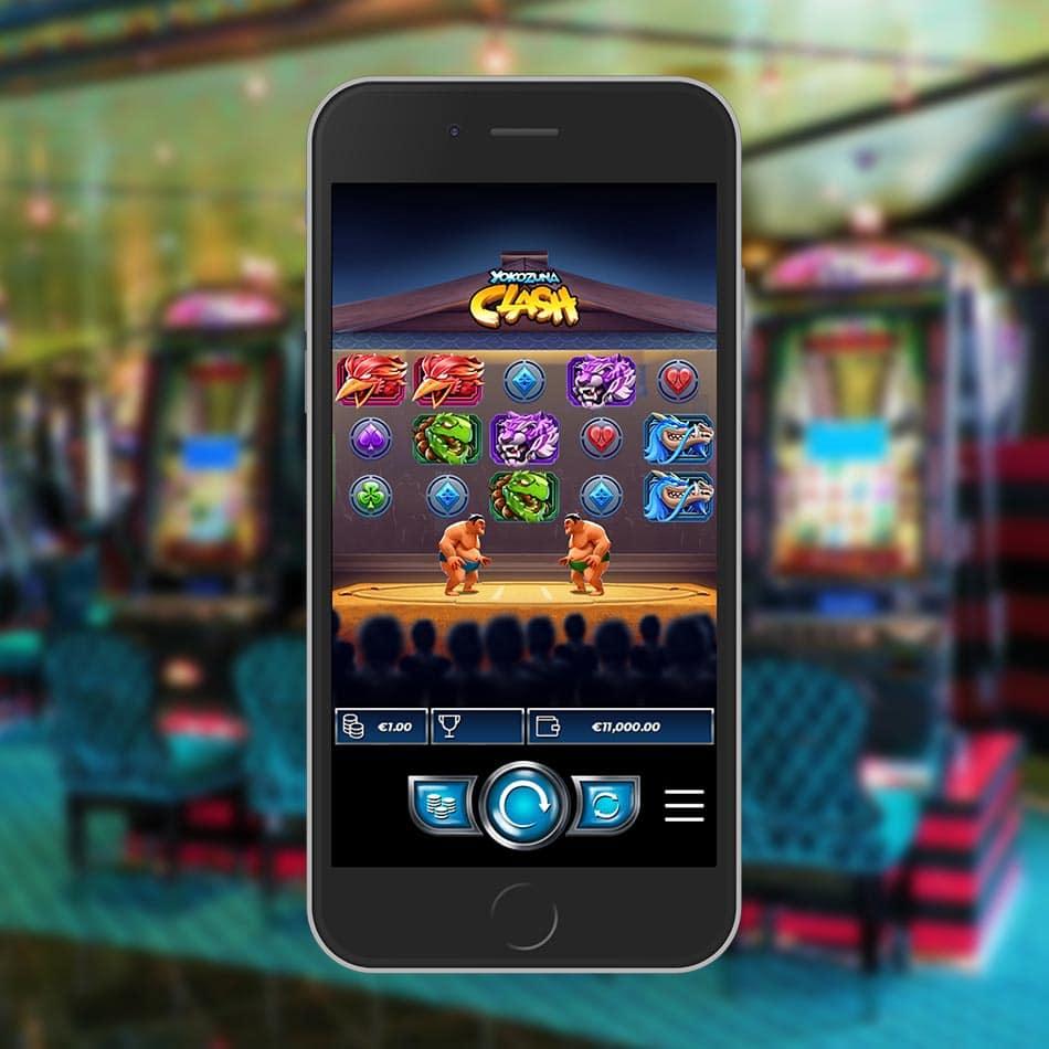 Yokozuna Clash Slot Machine Review